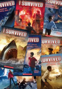 i survived books free download